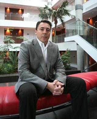Pedro Lopez - Profesor en el curso de dirección hotelera de la Universidad de Alicante