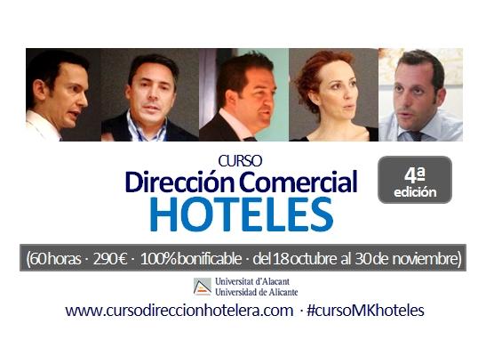 Curso Dirección Comercial de Hoteles 4 edicion