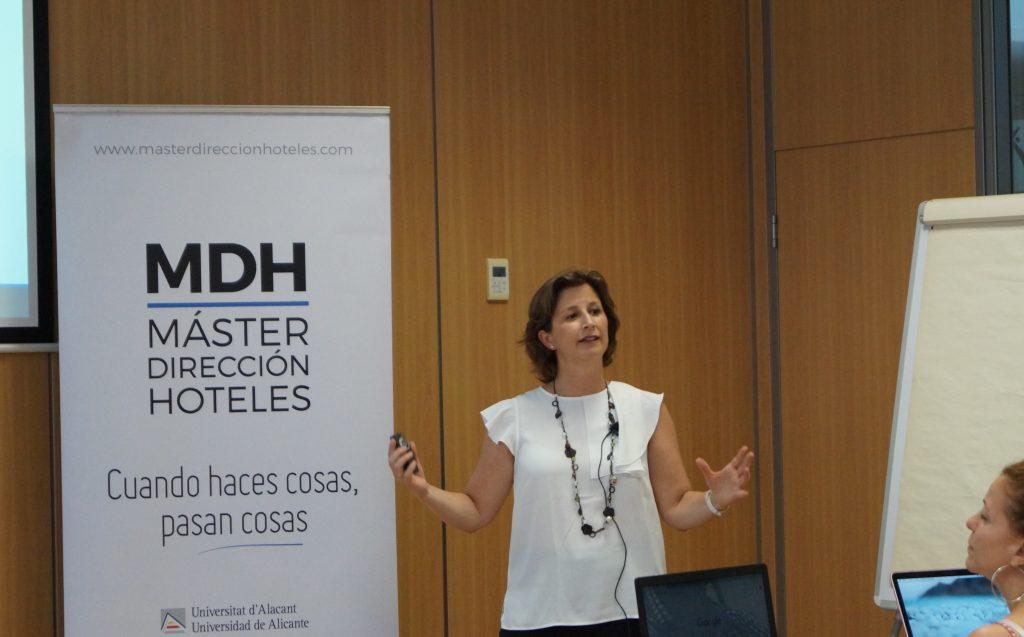 Patricia Diana Jens habla sobre Revenue Management