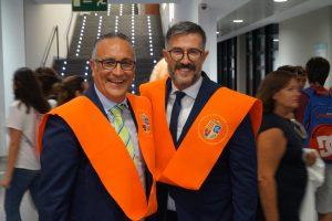 Alberto Iglesias y José Luis Muriana Clausura Máster en Dirección de Hoteles