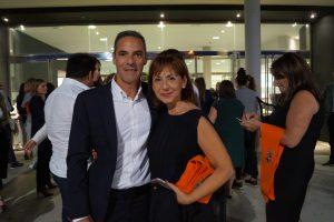 Carlos Párraga y Camino Herreros Clausura Máster en Dirección de Hoteles