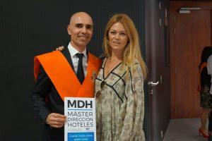 Sergio Rodríguez Valentí Clausura Máster en Dirección de Hoteles