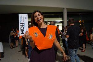 Silvia Monteiro Clausura Máster en Dirección de Hoteles