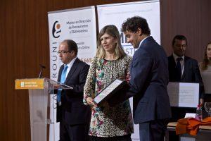 Reconocimiento Asociación de Empresas Turísticas de Elche (AETE) María Teresa Orts (Presidenta)