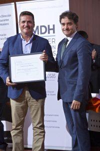 Reconocimiento Instituto Valenciano de Tecnologías Turísticas (INVATTUR) Francisco Juan Martínez (Director)