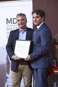 Reconocimiento Caja Rural Central Jorge Juan Morales Belvis (Director)