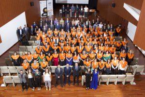 Alumnos del Máster en Dirección de Hoteles, en Restauración y experto en Housekeeping de la Universidad de Alicante