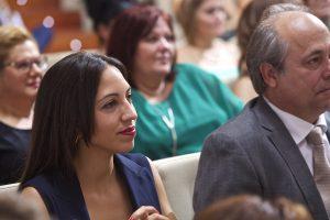 Clausura Máster en Dirección de Hoteles UA. Pilar Martínez