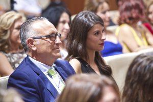 Clausura Máster en Dirección de Hoteles UA. Alberto Iglesias y Lourdes García