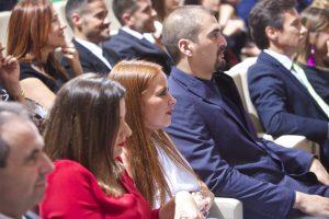 Clausura Máster en Dirección de Hoteles UA. Shana Van Hoecke, Antonio Blanco