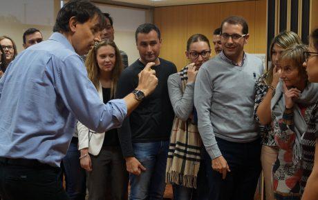 Entrevista sobre liderazgo a Juancho Burgos