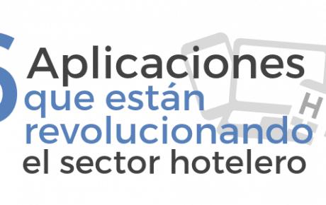 6 aplicaciones que están revolucionando el sector hotelero